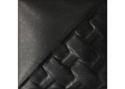 Mayco Stoneware Brush-On: Black Matte 473ml