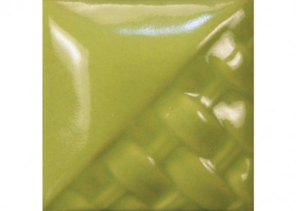Mayco Stoneware Brush-On: Bright Green Gloss 473ml