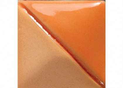 Mayco Fundamentals Underglaze: Orange Sorbet 473ML