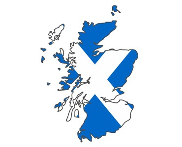 Courier Delivery Charges to Scottish Postcodes