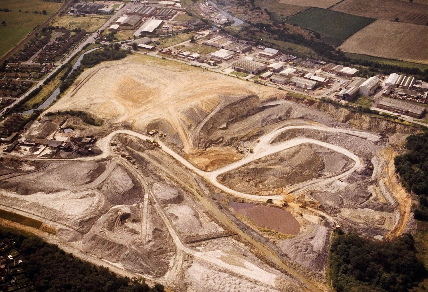 Potclays Clay Mine